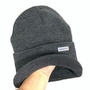 Carhart knit beanie visor port
